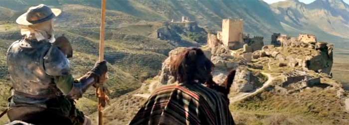 El hombre que mató a Don Quijote en el Castillo de Oreja