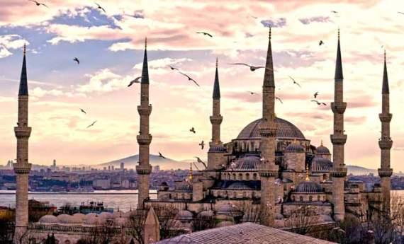 Mezquita Azulen Estambul