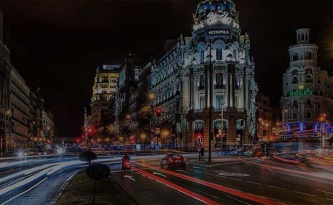 Plan romántico Madrid
