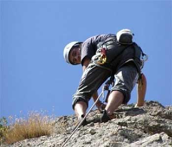 Escalada en el Valle del Jerte