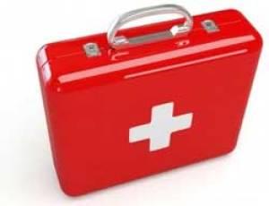 Kit de viaje primeros auxilios