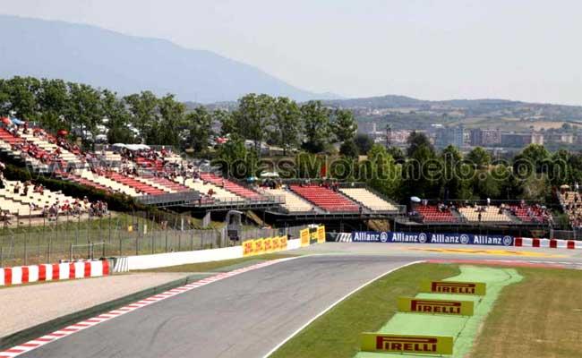 Conducir tu coche en el Circuit de Cataluña de Montmeló
