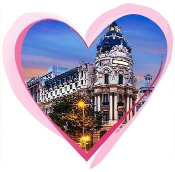 Plan romántico perfecto en Madrid
