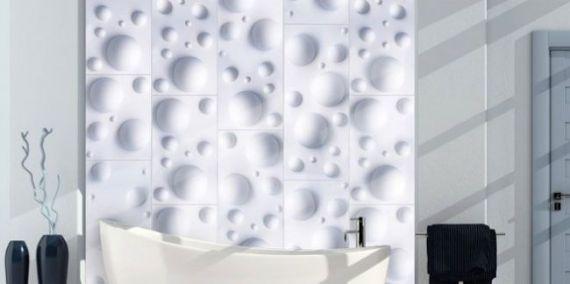 Papeles pintados para baño