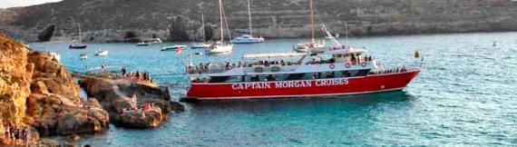 Ferry para recorrer Malta
