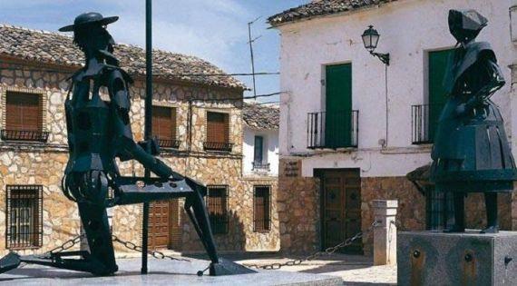 Imagen del Toboso, Toledo