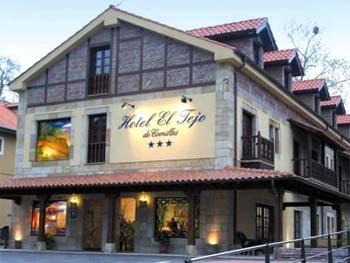 Hotel el Tejo Comillas Cantabria
