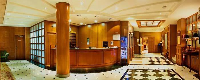Hotel Alfonso VIII Soria