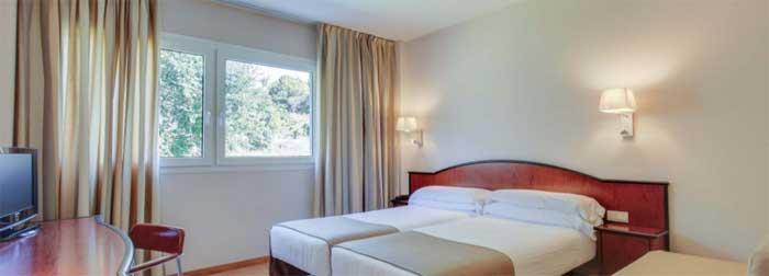 Opiniones habitaciones Hotel Augusta Valles
