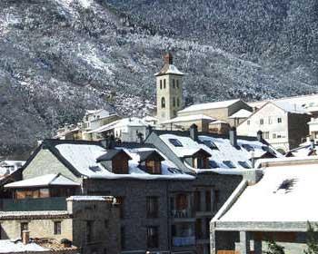 Hotel Tierra de Biescas en Huesca