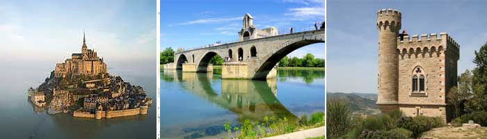 Pueblos de Francia
