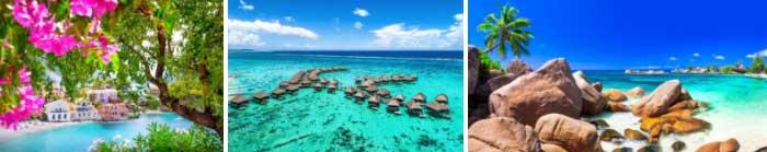 Viajes a islas increíbles