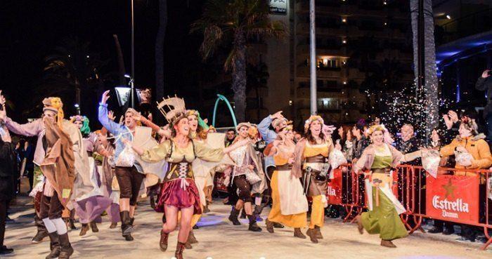 Comparsa Carnaval de Sitges 2018