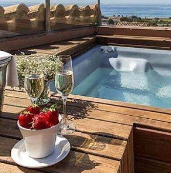Hotel jacuzzi Tarragona