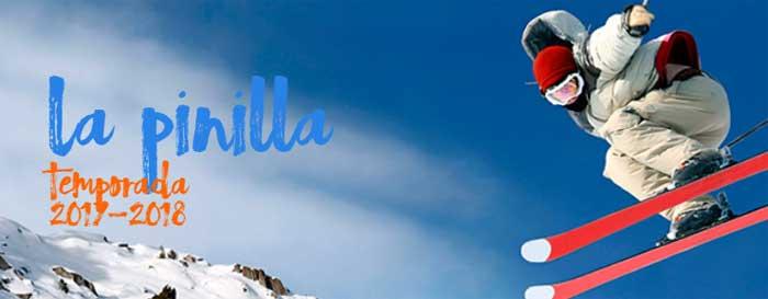 Estación de Esquí de la Pinilla