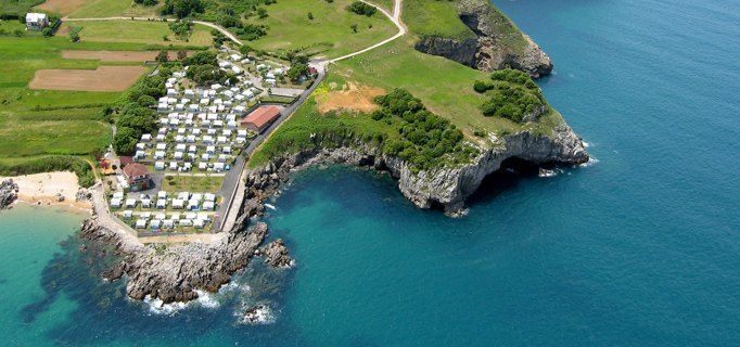 Camping Playa de la Isla Cantabria