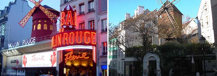 Moulin Rouge y Galette