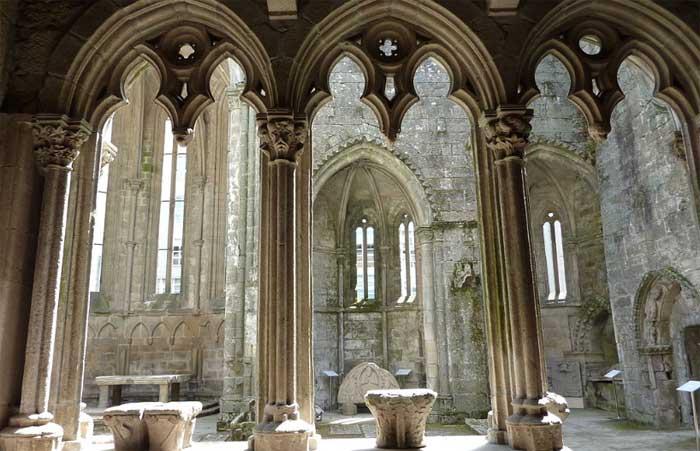 Ruinas Santo Domingo Pontevedra