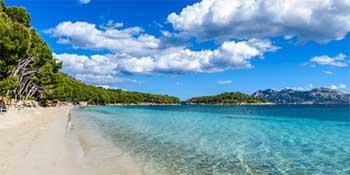 Playa cala Formentor