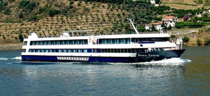 Crucero por el río Duero