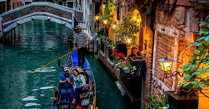 Fin de semana Venecia