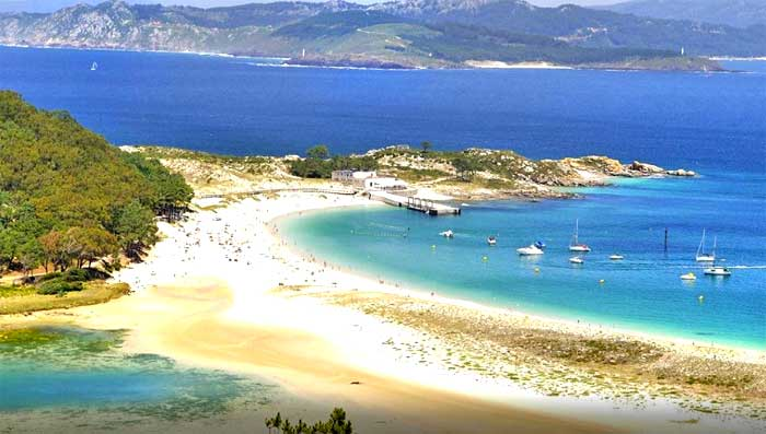 Islas Ciés