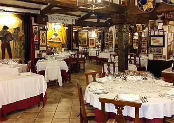 Restaurante Callejón de los Gatos en Albacete