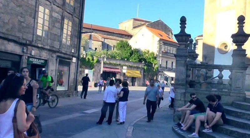 Calles comerciales Pontevedra