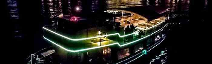 Discoteca en barco