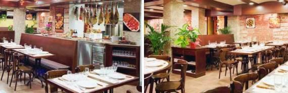 Bar restaurante Nervión
