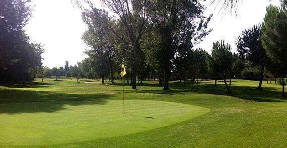 Campo Golf Negralejo