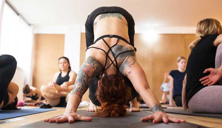 Cursos de Yoga en fin de semana en Barcelona