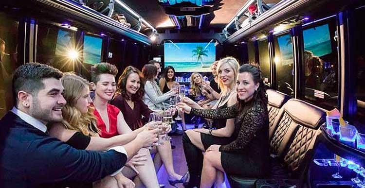 Partybus por Madrid