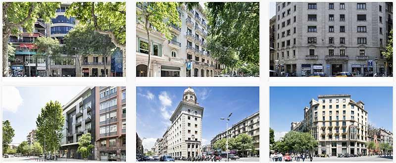 Apartamentos turísticos en Barcelona