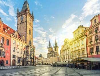 Tour Ciudad Vieja en Praga
