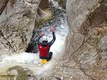 Barranco del infierno Vall de Laguar