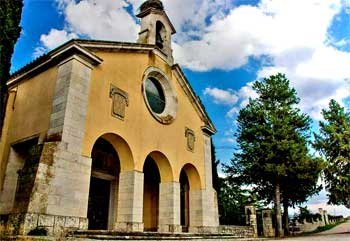 Ermita de San Andrés Pradorey