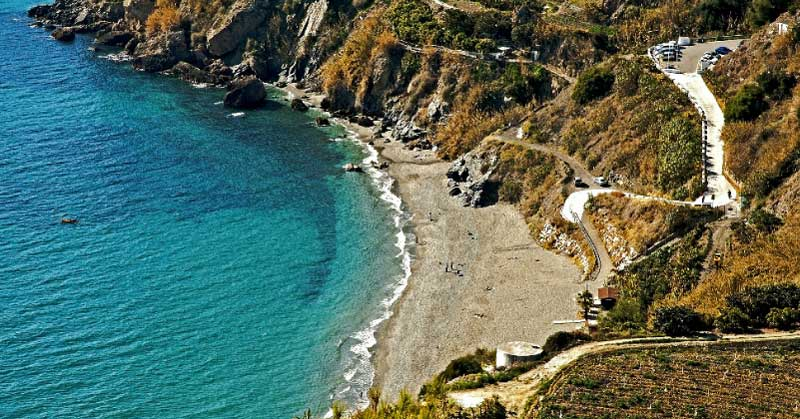Playa de Maro Nerja