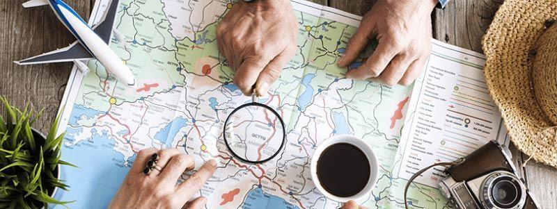 Cómo preparar un viaje