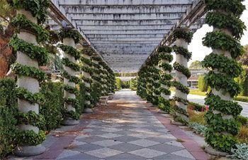 Jardines Cecilio Rodríguez del Retiro