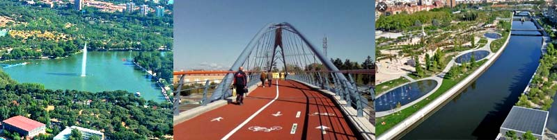 Rutas Madrid bici eléctrica