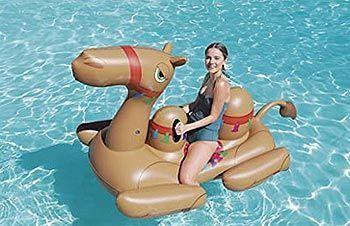 Flotador Bestway Camello Hinchable