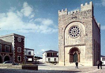 Iglesia San Nicolás Portomarín