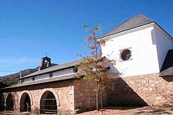 Ermita de Santa María Cercedilla