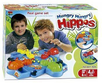 Juego Hungry Hippos