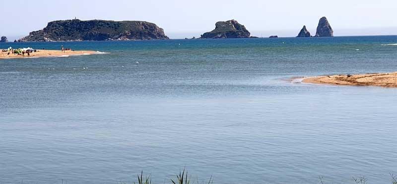 Playa de la Gola del Ter
