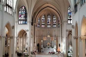 Catedral de Inmaculada Denver, Colorado