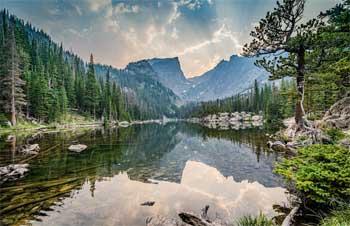 Parque National Montañas Rocosas