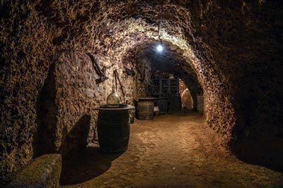 Cuevas Laguardia Álava