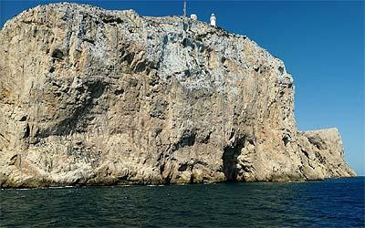 Cabo de San Antonio Jávea
